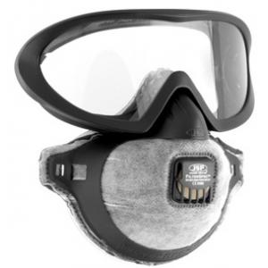 Combinaçao oculo incolor c/masc. FFP2 c/valv. FILTERSPEC JSP