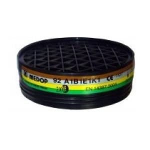Filtro ABEK1 para semi Mascaras Medop