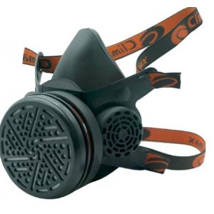 Semi-Mascara monofiltro 745 com filtro P3 incluido.