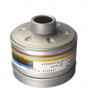 Filtro A1B2E2K1 Hg NO P3RD/CO 20 P3RD p/ Drager X-plore Rd40
