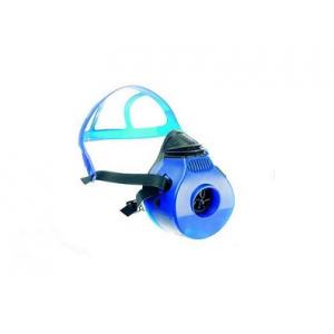 Semi-máscara Drager 4740 em silicone. Monofiltro tipo Rd40.