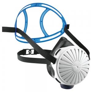 Semi-Mascara Drager X-plore 2100 EPDM p/ particulas sólidas.