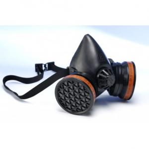 Semi-Mascara Sibol RESPIR II Black Rubber