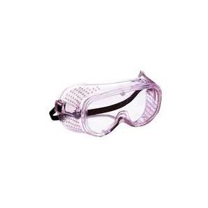 Oculo Protecção Panorâmico Plástico c/ Furação Lateral