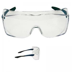 Óculo de sobreposição 3M OX3000 azul PC incolor DX