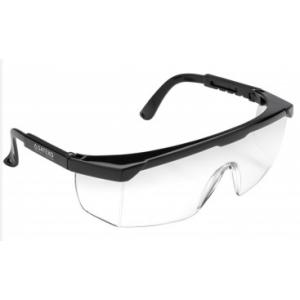 Oculos de proteção com hastes extensiveis, EN 166 e 170.