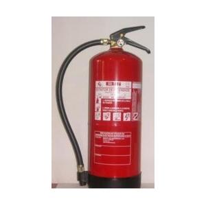 Extintor Agua + Aditivo AFFF (Espuma) de 6 Lts.