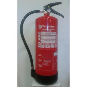 Extintor Pó ABC 40 c/6 Kg, eficacia 27 A- 183 B- C