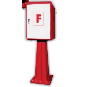 Caixa Fibra Anti-Intemperie c/pedestral p/mang. incendio