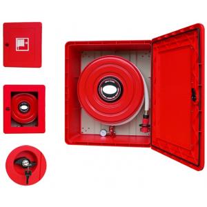 Carretel completo em PVC com 20 mts de cor Vermelho
