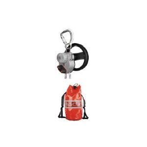 Kit Resgate Miller 40 mts com manivela (evacuador)