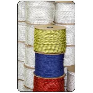 Bobine 200 mts de corda poliamida 10,5mm p/trabalhos altura