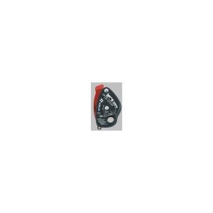 Descensor de resgate semi-automático para cordas 11 a 12.5mm