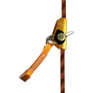 Antiquedas deslizante para corda de 11 a 12 mm. EN 353-2.