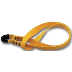 Estropo amarelo c/olhal em cinta textil com 0,60 mts MILLER