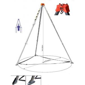 Tripe p/espaços confinados c/altura extra ate maximo 2,95 mt