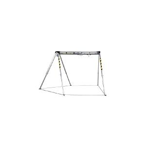 Tripé/Bipé para espaços confinados modelo SPIDER em aluminio