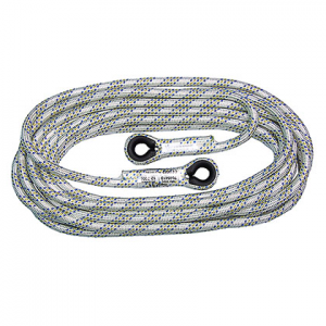 Corda Linha Vida Vertical ECO c/ 30mts, diam 10,5 mm