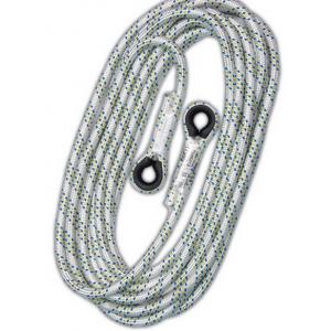Corda Linha Vida Vertical ECO c/ 40mts, diam 10,5 mm