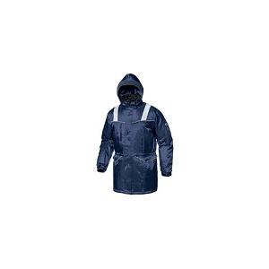 Parka Isotermica azul com faixas reflectoras até - 45ºC