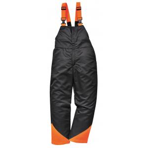 Calça Protecção Trabalhos Florestais c/ suspensorios 437300