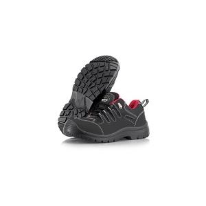 Sapato em pele S3 SRC,biq. em policarbonato e palmil. kevlar