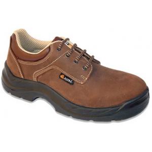 Sapato ASTRA mod. Trastevere castanho em composito/kevlar