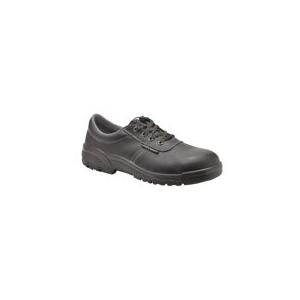 Sapato preto S3 Kumo, certificado pela EN 345 S3