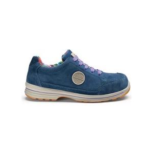 Sapatilha desportiva DIKE Lady D cor Azul Oceano S3 SRC