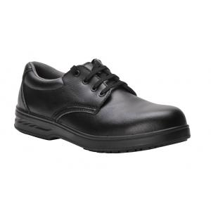 Sapato Segurança c/ cordões S2, Ref: FW80