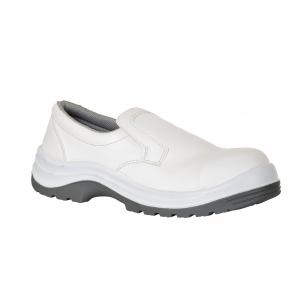 Sapato branco de segurança Glu-Tech Phoenix Steelite™ S2
