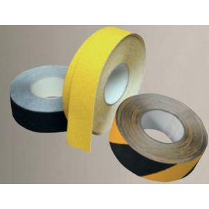 Fita anti-derrapante amarelo/preto,rolo 18,3mts x 50mm larg.