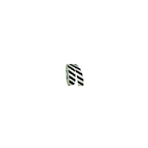 Fita Autocolante Preto/Fotoluminescente, Dim:50mmx12,5mts
