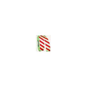Fita Autocolante Vermelho/Fotoluminescente, Dim:50mmx12,5mts