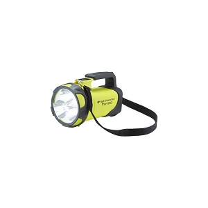 Lanterna recarregavel em LED 550 Lumens ideal para PTS