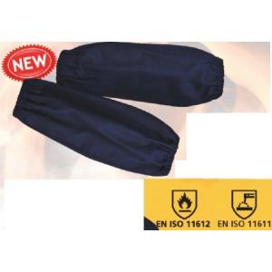 Manguitos soldadura Premium BZ11 Azul Marinho (par)