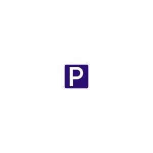 "Sinal Rodoviário \""Parque\"" L=0.70"