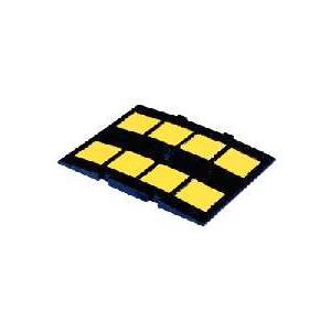 Reductor Velocidade tipo 3M,Dimensões:3*48*60, preto/amarelo