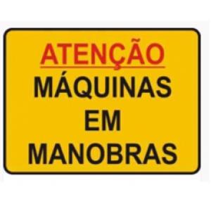 Placa Maquinas em Manobra 600x600