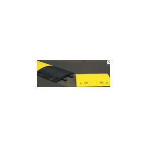 Reductor Veloc Econ.de 5 cms. alt, 1 peça amarela e 1 preta