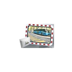 Espelho de Segurança Rectangular 600*800 em acrilico