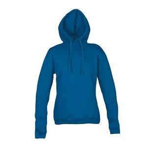 Sweatshirt c/ capuz de senhora GIORDANIA, 280 g/m²