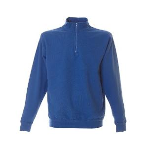 Sweat-shirt  100% algodão, 280grs, aperto de fecho