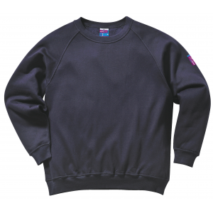 Sweat-Shirt ignifuga e anti-estatica EN11612/EN1149