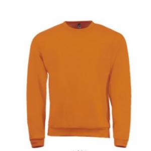 Sweatshirt 50% algodão+50% poliester, 260g/m2