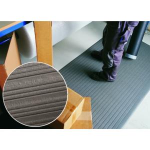Tapete anti-fadiga cinza, rolo de 0,91 x 18,3 mts(DIN 51130)