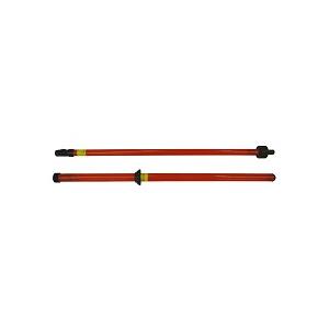 Vara TET c/duas secções que se encaixam mutuamente c/2000mm