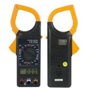 Pinça Amperimétrica Digital Multif.600V AC/DC 200 a 1000A AC