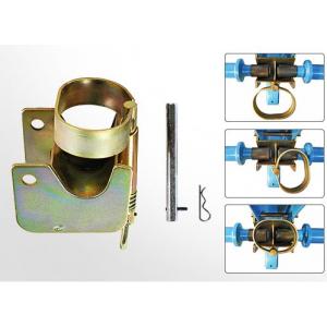 Suporte Duplo para eixo de porta-bobines de cabos