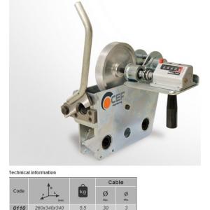 Medidor e corta cabos manual para cabos ate 30mm